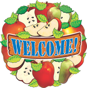Welcome! - Image Clip Art