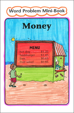 Money - Printable Worksheet