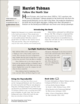 image regarding Harriet Tubman Printable Worksheets named Harriet Tubman: Lesson System Video game Web site Printable