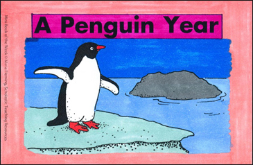 A Penguin Year - Printable Worksheet
