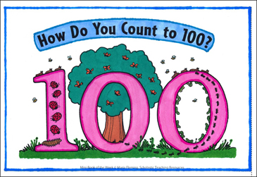 How Do You Count to 100? - Printable Worksheet