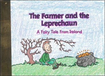 The Farmer and the Leprechaun - Printable Worksheet