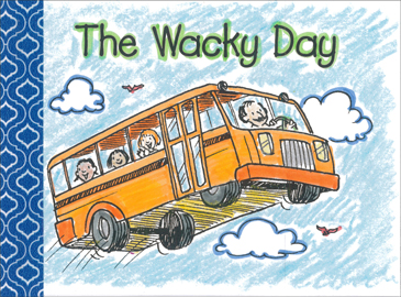 The Wacky Day - Printable Worksheet