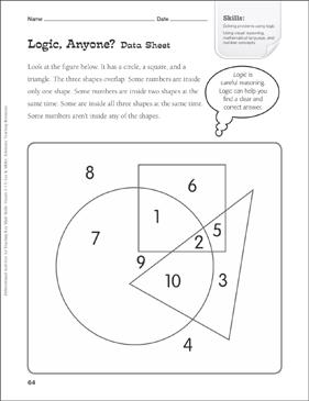logic anyone? (venn diagram) tiered math practice Physics Venn Diagrams
