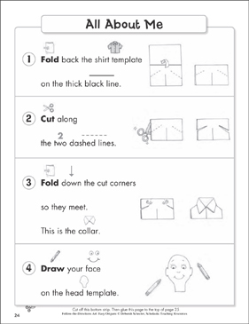 Star of David reading and origami - ESL worksheet by MarionG | 365x281