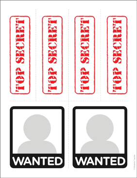 picture about Printable Mystery Games called Secret Icebreaker: Match of Clue(s) Printable Lesson Courses