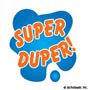 Super Duper!: Mini-Sticker - Image Clip Art