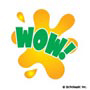 Wow!: Mini-Sticker - Image Clip Art