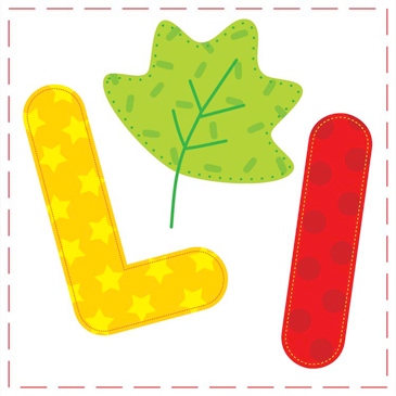 Uppercase L/Lowercase l | Printable Clip Art and Images