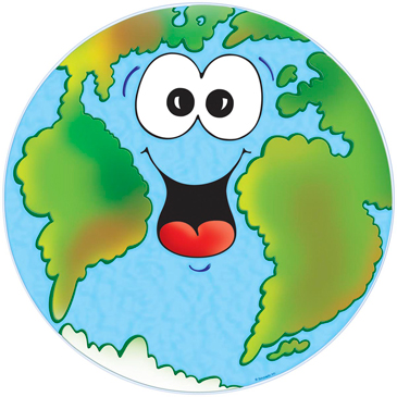 Planet Earth - Image Clip Art