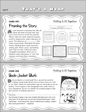 Hands-on Writing Prompts - Printable Worksheet