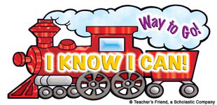 Way to Go! I Know I Can! - Image Clip Art