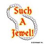 Such A Jewel!: Mini-Sticker - Image Clip Art