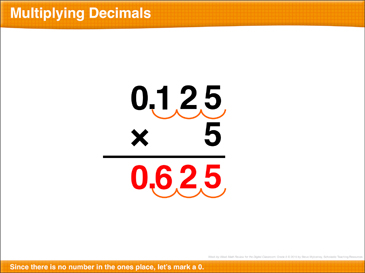 Math Review: Decimals, Fractions And Mixed Numbers, Area - Printable Worksheet