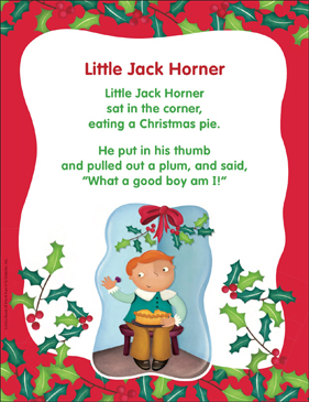 Little Jack Horner Clic Nursery