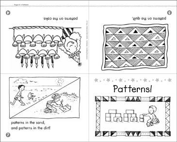 Patterns - Printable Worksheet