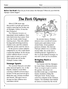 Olympics Printable Bulletin Board Ideas Activities Games Worksheets Reading For Kids