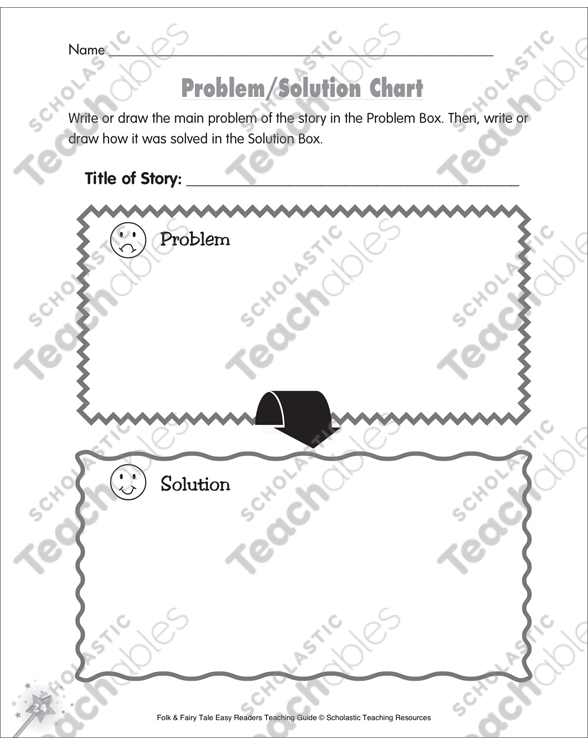picture about Problem Solution Graphic Organizer Printable referred to as Choice Issue And Technique Chart Images