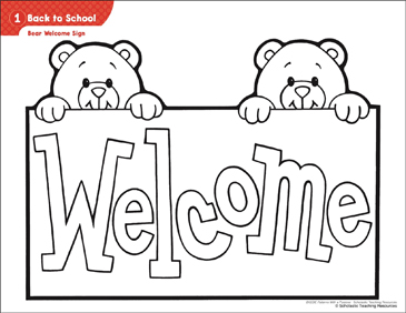 graphic relating to Welcome Back Signs Printable referred to as Back again in the direction of College or university - Undertake Welcome Signal Functions Printable