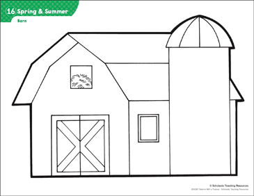 photo about Barn Printable identify Barn (Habit Actions) Printable Lesson Options, Strategies