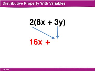 Math Review: Variables, Part/Percent to Determine a Number, Exponents, Value of a Variable - Printable Worksheet