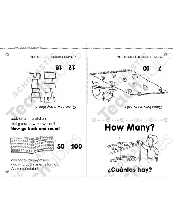 How Manycuntos Hay Printable Mini Books