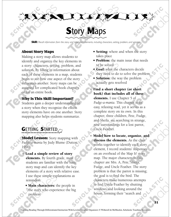 Story Maps: Leveled Graphic Organizers | Printable Graphic ... on character story map, mystery story map, 5th grade story map, short story map, book projects story map, folktale story map, kindergarten story map, fifth grade theme story map, second grade story map, middle school story map, blank graphic organizers story map, conflict resolution story map, theme graphic organizer story map, narrative story map,