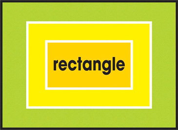 Rectangle - Image Clip Art