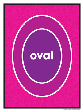 Oval - Image Clip Art