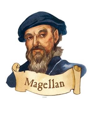 Ferdinand Magellan Printable Clip Art And Images
