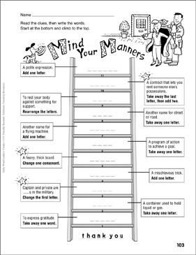 This is a photo of Revered Free Printable Manners Worksheets