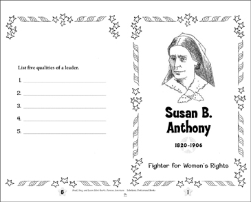 Susan B. Anthony Pictures