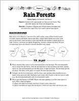 Habitats & Ecosystems: Printable Worksheets, Activities & Essential ...