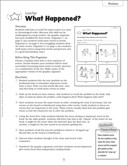 Summarizing Worksheets and Practice for Stories & Reading Passages ...