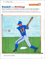 6th Grade Math Worksheets from Scholastic