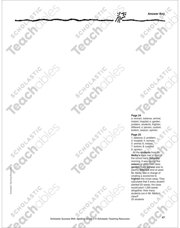 Problem Solved Schwa Sound Printable Skills Sheets