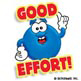 Good Effort!: Mini-Sticker - Image Clip Art