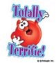 Totally Terrific!: Mini-Sticker - Image Clip Art