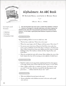 image regarding Abc Book Printable titled Alphabears - An ABC Ebook (Letter Qq): Training With Beloved