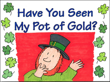 Have You Seen My Pot of Gold? - Printable Worksheet