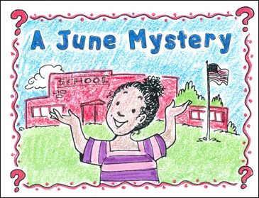 A June Mystery - Printable Worksheet