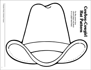 picture regarding Printable Cow Hat called Printable Photos Of Cowboy Hats - All Regarding Cow Illustrations or photos