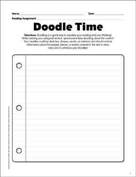 3 2 1 Reading Response Graphic Organizer Printable Graphic