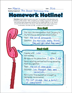 Homework help hotline phone number