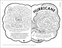 Hurricanes Worksheets, Mini-Books & Reading Comprehension Passages ...