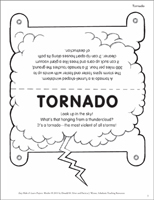 Tornadoes Worksheets, Practice Games, Printable Activities ...