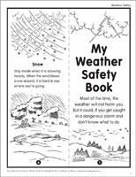 Hurricanes Worksheets, Mini-Books & Reading Comprehension ...