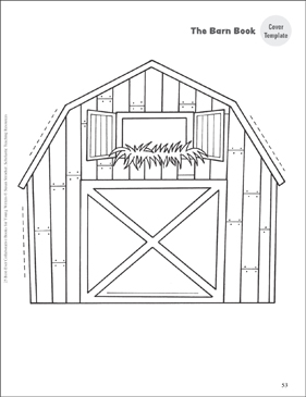 photo regarding Barn Printable known as The Barn Ebook: Affected individual Form Guide Printable Competencies