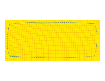 Yellow Rectangle - Image Clip Art
