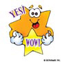 Yes! Wow!: Mini-Sticker - Image Clip Art